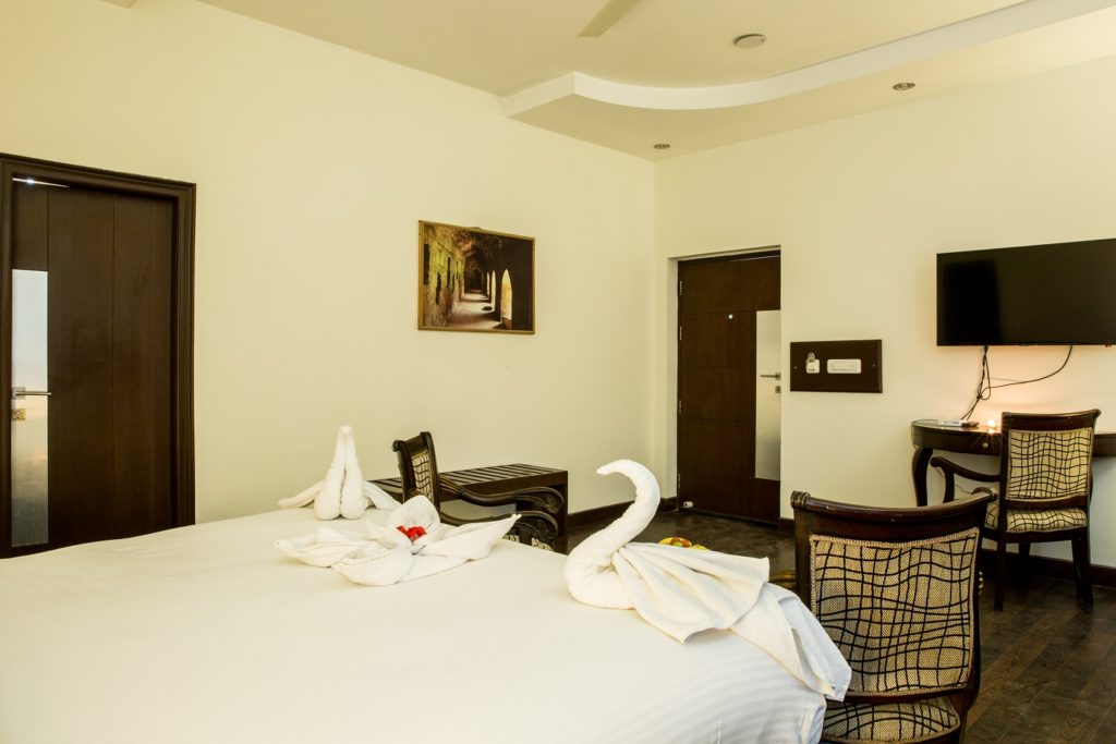 Aravali Resorts Luxury Room