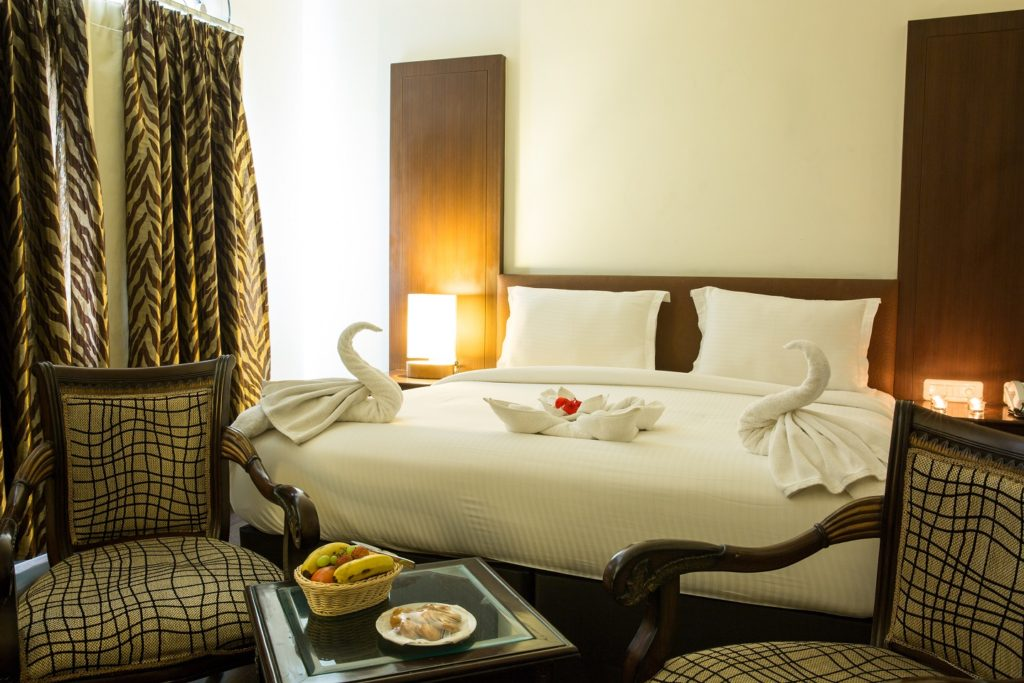 Aravali Resorts Luxury Room- Main Image